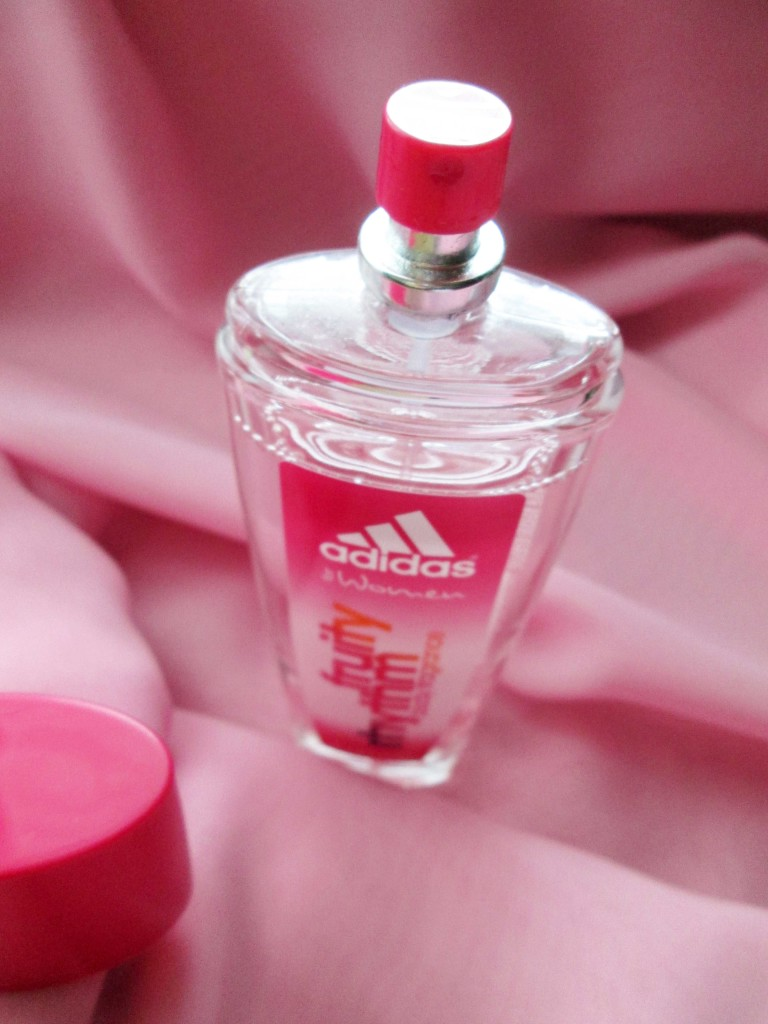 rhythm adidas parfém